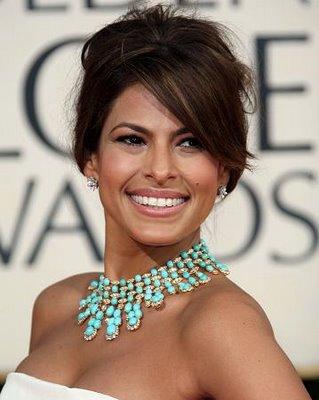 Golden Globes 2009 Makeup Looks