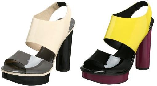 Bold Color Shoe