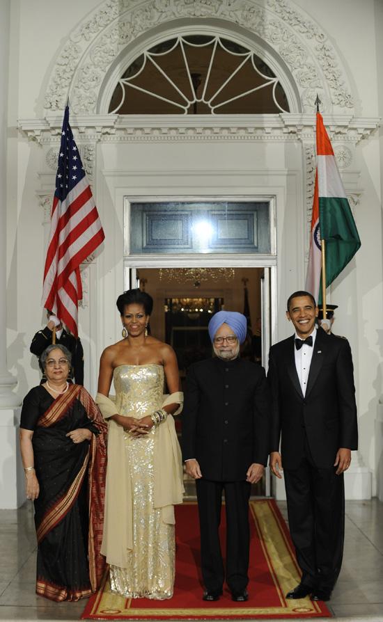 Naeem-Khan-dress-michelle-obama