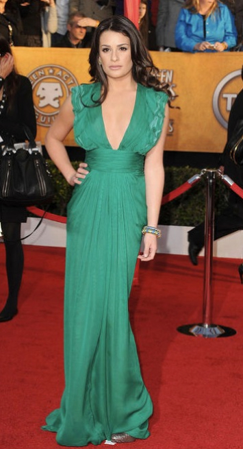 Lea-michele-sag-awards-2010