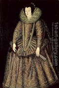 Portrait-Of-A-Lady-In-Elizabethan-Dress