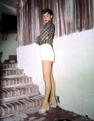 Audrey-hepburn-shorts