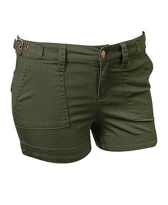 Stylish-military-shorts