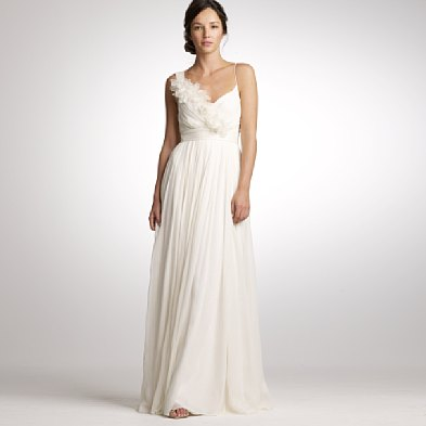 Unique Wedding Dresses $1000 and Under - V-Style