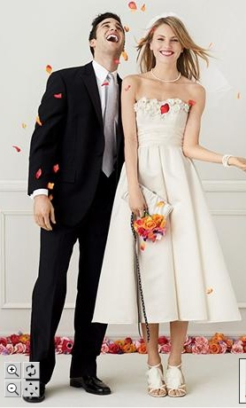 David's bridal-$449