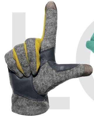 Echo-touch-gloves
