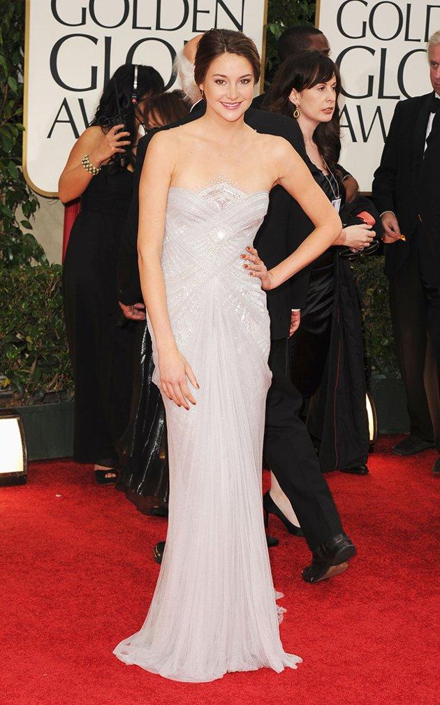 Shalaine-Woodley-Golden-Globe-2012-Marchesa