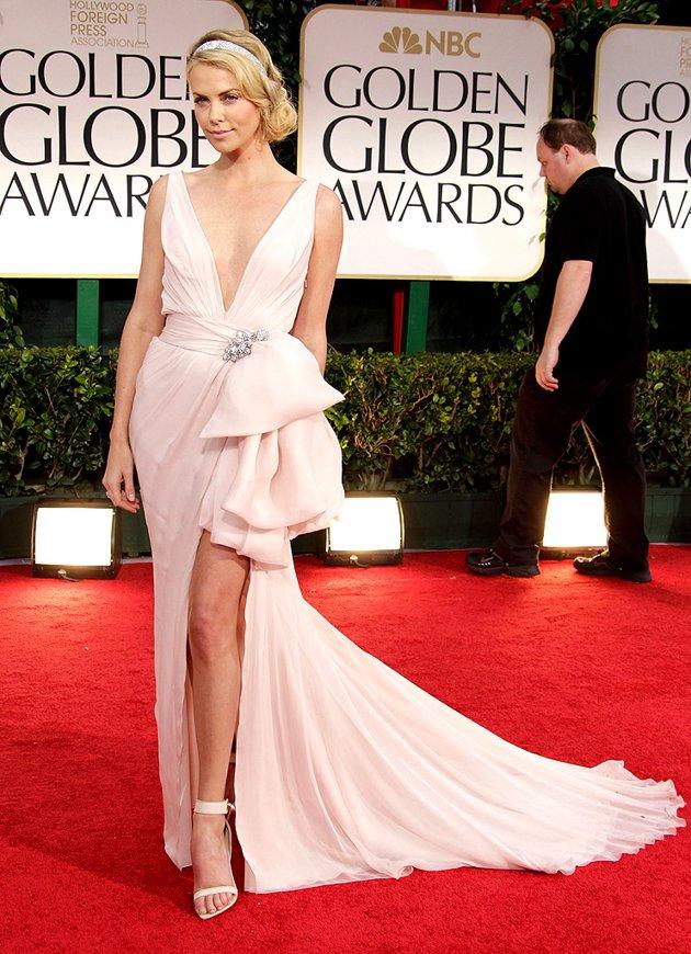 CharlizeTheron-Golden-Globe-2012-Dior
