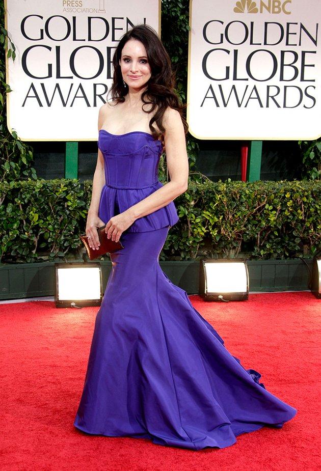Madeline-Stowe-Golden-Globe-2012