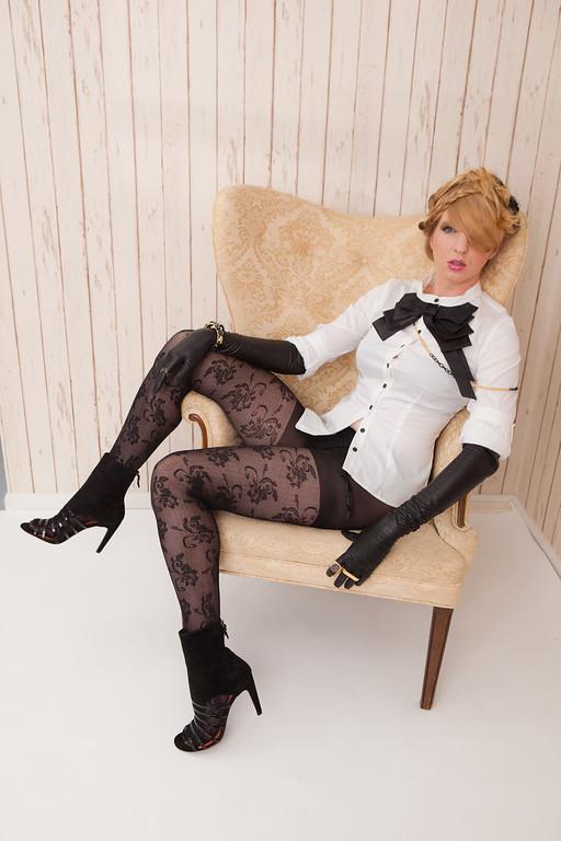 Tuxedo-boudoir