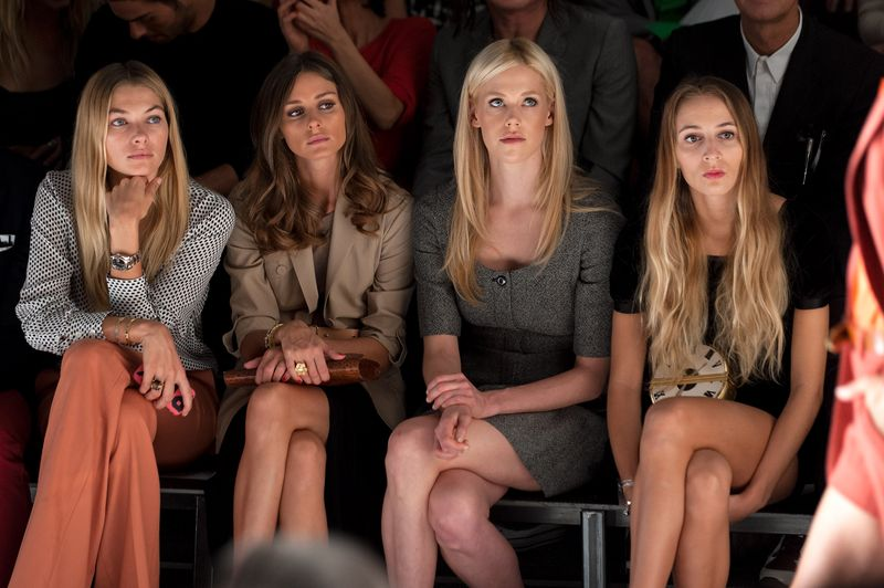Fashion-week-spring-2013-front-row