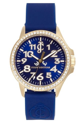 Juiscy-couture-blue-jetsetter-watch