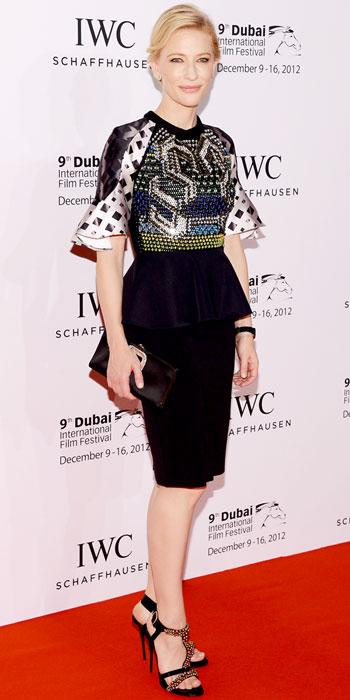 Cate-Blanchett-in-sequin-peplum