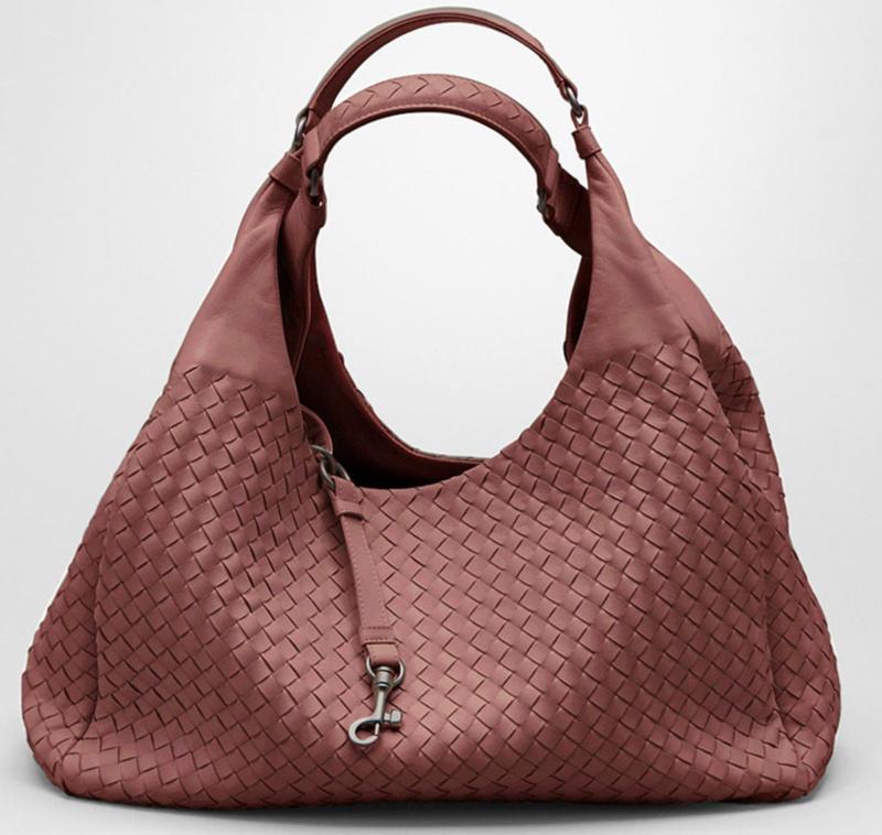 Mauve-purse