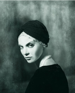 Flapper Turban - thefleurdefashion.blogspot.com