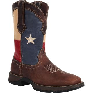 Brown-USA-flag-boots-durango