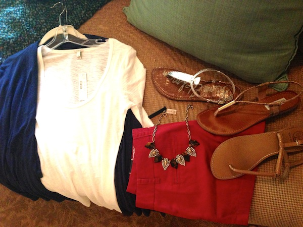Stylish-4th-of-july-outfit