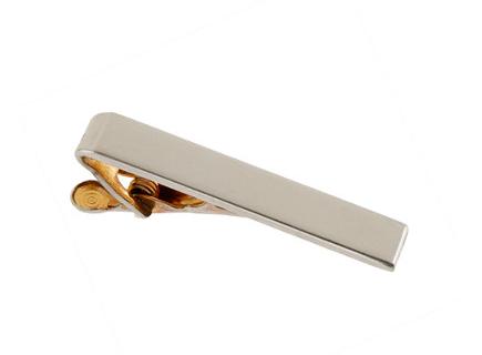 Silver-tie-bar-tie-clip