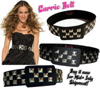 Studded waist belt sex and the city